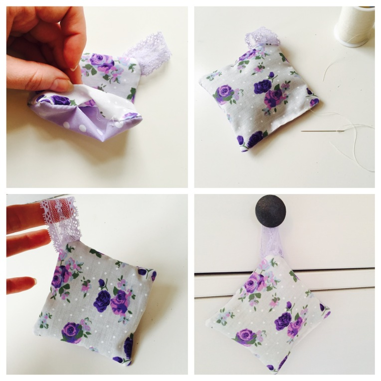 Lavender Bag Tutorial