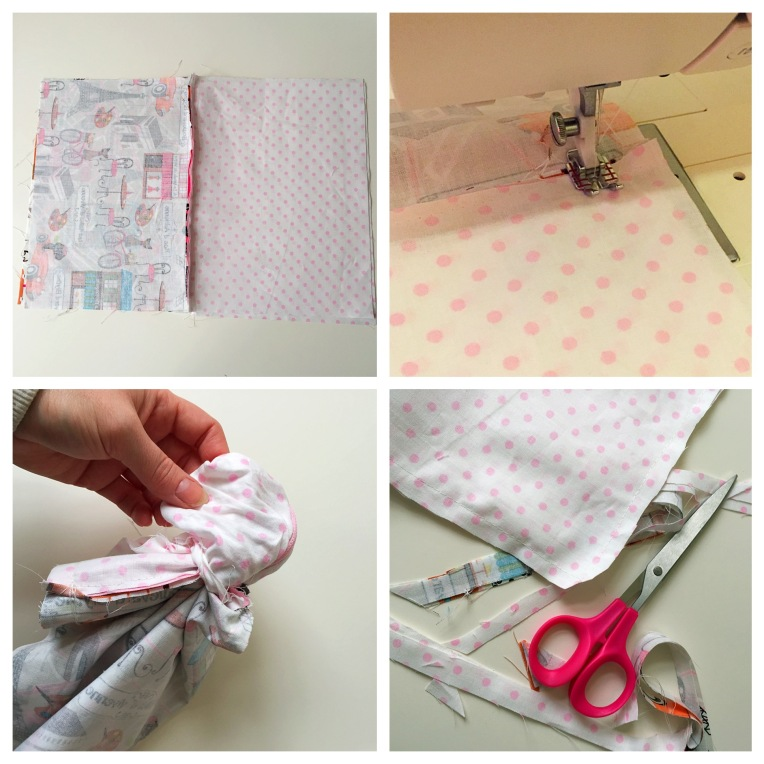 Quick Zipper Pouch Tutorial
